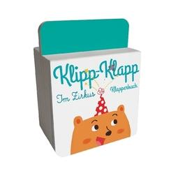 Klipp-Klapp-Klapperbuch - Im Zirkus, m. Soundeffekten