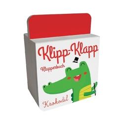 Klipp-Klapp-Klapperbuch - Krokodil, m. Soundeffekten