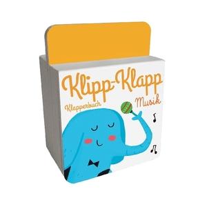 Klipp-Klapp-Klapperbuch - Musik, m. Soundeffekten