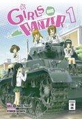 Girls und Panzer - Bd.1