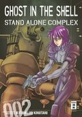 Ghost in the Shell - Stand Alone Complex - Bd.2