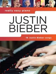 Really Easy Piano: Justin Bieber
