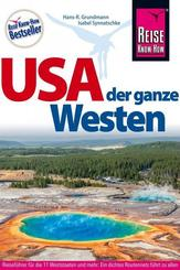 Reise Know-How USA - der ganze Westen, m. Karte