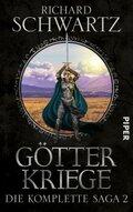Götterkriege - Die komplette Saga - Tl.2