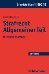 Strafrecht Allgemeiner Teil für Studienanfänger