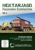 Hektarjagd - Faszination Erntetechnik, 1 DVD - Vol.4
