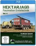 Hektarjagd - Faszination Erntetechnik, 1 Blu-ray - Vol.4