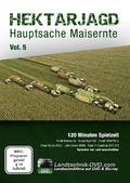 Hektarjagd - Hauptsache Maisernte, 1 DVD - Vol.5