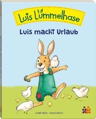 Luis Lümmelhase. Luis macht Urlaub