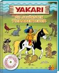 Yakari. Die schönsten Tierabenteuer, m. Audio-CD