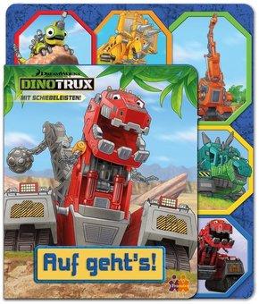 Dinotrux. Auf geht's!