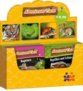 Abenteuer Tiere, Nr. 5-8, Verkaufskassette (40 Expl.(4 Titel))
