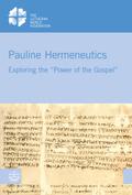 Pauline Hermeneutics