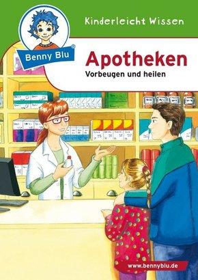 Benny Blu: Apotheken; Bd.295