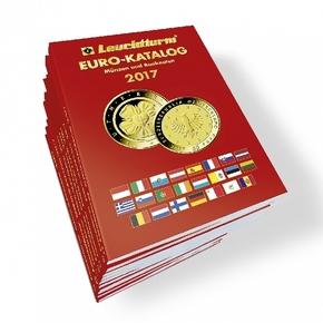 Euro-Katalog Münzen und Banknoten 2017