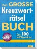 Das große Kreuzworträtselbuch - Bd.3