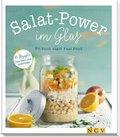 Salat-Power im Glas