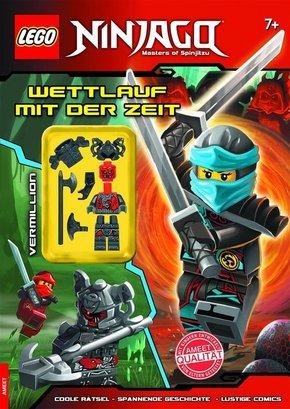 LEGO® NINJAGO™ - Wettlauf mit der Zeit (Mit Minifigur Vermillion)