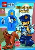 LEGO® CITY™ - Rätselspaß Polizei (Mit Minifigur)