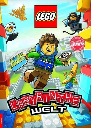 LEGO® Labyrinthe-Welt