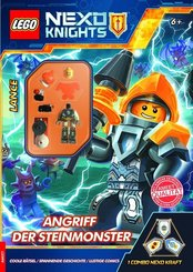 """LEGO® Nexo Knights - Angriff der Steinmonster (Mit Minifigur """"Lance)"""