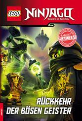 LEGO® NINJAGO™ - Rückkehr der bösen Geister, Lesebuch