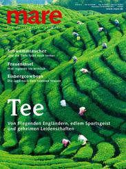 mare, Die Zeitschrift der Meere: Tee; Nr.119