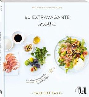 80 extravagante Salate im Handumdrehen zubereitet