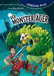 LESEZUG/Profi: Der Monsterjäger
