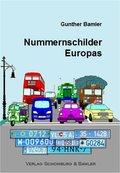 Nummerschilder Europas