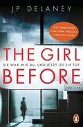 The Girl Before - Sie war wie du. Und jetzt ist sie tot