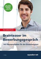 Brainteaser im Bewerbungsgespräch