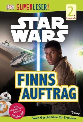 Superleser! Star Wars™ Finns Auftrag
