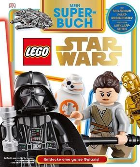 Mein Superbuch LEGO® Star Wars(TM), m. Poster