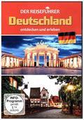Der Reiseführer: Deutschland entdecken und erleben, 1 DVD