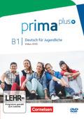 Prima plus - Deutsch für Jugendliche: Gesamtband - Video-DVD; Bd.B1