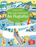 Mein erstes Sticker-Buch: Mein erstes Stickerbuch: Am Flughafen