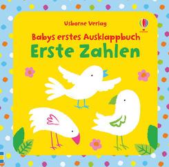 Babys erstes Ausklappbuch: Erste Zahlen
