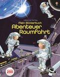 Mein Stickerbuch: Abenteuer Raumfahrt