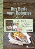 Das Beste vom Bodensee - Fisch, Kochbuch & Notizbuch für Genießer