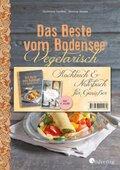 Das Beste vom Bodensee - Vegetarisch, Kochbuch & Notizbuch für Genießer