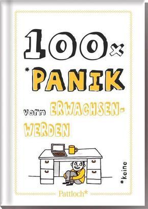 100 x Panik vorm Erwachsenwerden
