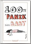 100 x Panik vorm Baby