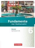 Fundamente der Mathematik, Gymnasium G9 Hessen: 6. Schuljahr, Schülerbuch