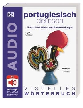 Visuelles Wörterbuch Portugiesisch Deutsch; .