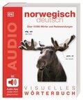Visuelles Wörterbuch Norwegisch Deutsch, m. Audio-App
