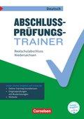 Abschlussprüfungstrainer Deutsch - Niedersachsen 10. Schuljahr - Realschulabschluss