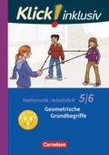 Klick! inklusiv: 5./6. Schuljahr - Geometrische Grundbegriffe