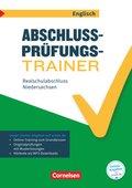 Abschlussprüfungstrainer Englisch - Niedersachsen 10. Schuljahr - Realschulabschluss