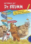 Dr. Brumm: Unterwegs mit Dr. Brumm - Mein bärenstarker Reise-Rätsel-Mitmachblock